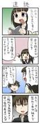 氷菓4コマ「速読」