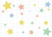 【背景素材256】星18