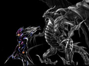 FF11 竜騎士&Mikan