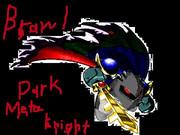 SSBBrawl Dark Meta Knight