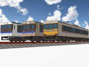 つるぺた電車