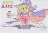 グロテスク魔法少女(仮名)その6