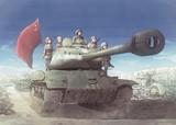ツァーリを冠した戦車