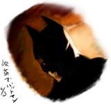 絵茶でバットマン