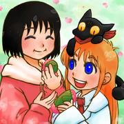 日常 桜餅
