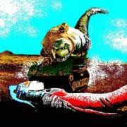 恐竜戦車とセブン