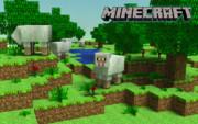 MinecraftのPC壁紙を暇だから作ってみた(Grass)