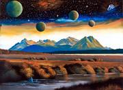 宇宙船地球号・プレーリー平原