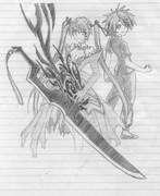 アスナ&ネギ