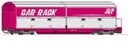 JR貨物コキ71・CAR RACK(ドット風?)