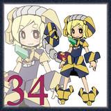 No.34テラ・バイト娘