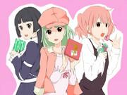 花澤香菜さんのキャラでけいおん!