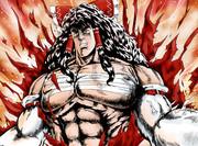 君はこの筋肉を見たか