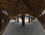 【MineCraft】法隆寺を再現したい-中間報告-その3