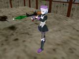 アナザーデフォ子+RPG
