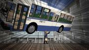 うるせぇ、市営バスぶつけんぞ!