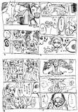くぎうまんが(ネーム)次の4ページ