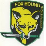 MGS FOXHOUND 「切り絵」