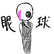 【ドリクリぷらす】眼球