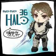 Halo36×残党兵