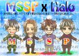【ニコニコ公式生】MSSP×Halo【応援イラスト2】