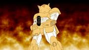 装甲猫兵ポヨムズ