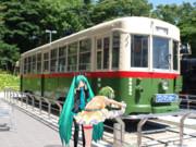 名古屋の路面電車②b 1400形
