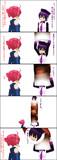 【MMD】ちくわっ首・ネタばらし【5コマ漫画】