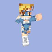 【Minecraft】レインボーミカ【スキン】