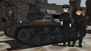 1号戦車配布