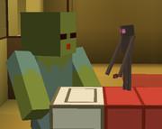 【Minecraft】大人気のペット(ry【再現】