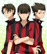 三つ子の悪魔