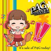 祝!P4G発売っ!
