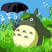 【GIFアニメ】トトロ