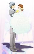 【ペルソナ4】菜々子将来お兄ちゃんと結婚する