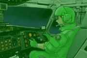 夜間パイロット