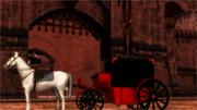 馬車モデル配布