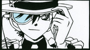 【切り絵】怪盗キッド