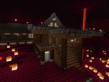【MineCraft】法隆寺を再現したい-中間報告-その5