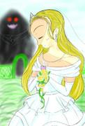 【田中さん、山寺さん】九条ひかりウェディングドレス【ご成婚おめでとうございます】