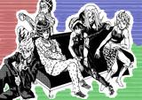 ジョジョの奇妙な仲間たち