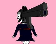 (・ω・`)乙 これは乙じゃなくて銃なんだからね!