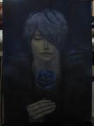 【油彩】忘れられた肖像