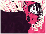 Combaticons Bloomin' a.k.a ハードドラムンガール