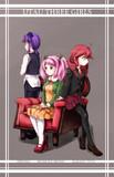 UTAU THREE GIRLS