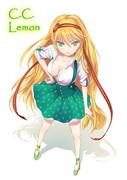 CCレモン擬人化