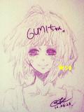 【落書き】 GUMI