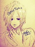 【落書き】 amuちゃん