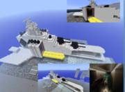 日本帝和國 空中母艦 空雷(クウライ)