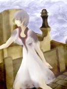 古城の少女